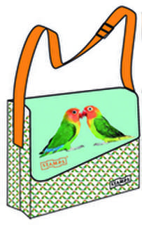 Love Birds Urban Bag