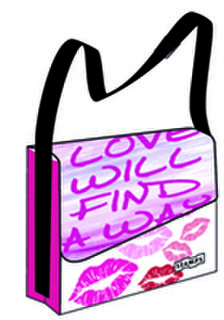 Million Kisses Urban Bag