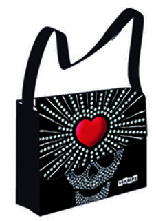 Red Heart Urban Bag
