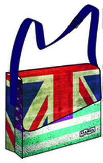 Union Jack Urban Bag