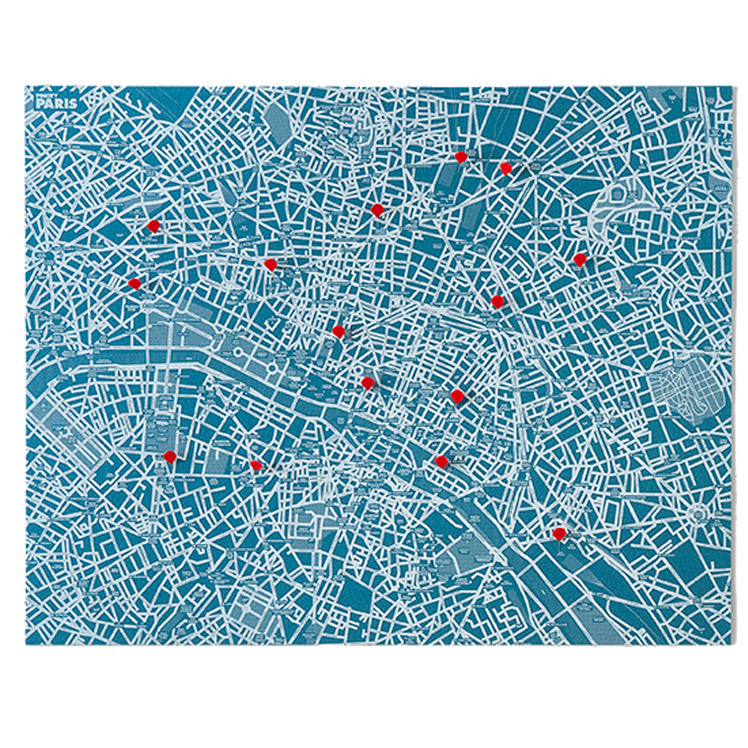 City map   Mapscd.com