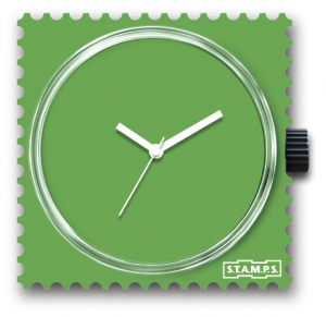Pure Single Time Pieces Green