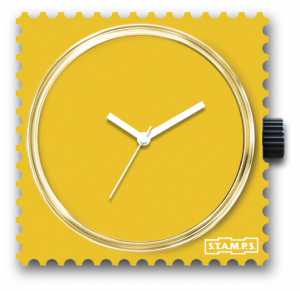 Pure Single Time Pieces Yellow
